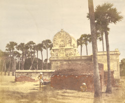 Hindoo Temple on the Coromandel Coast 2484